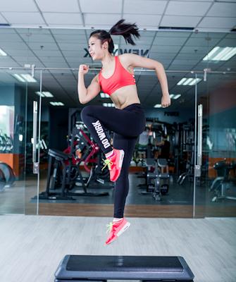 bài tập gym cho nữ giới