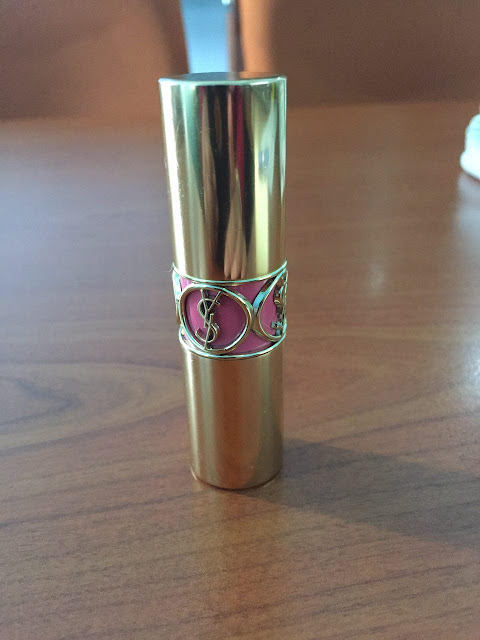 [Review] YSL Rouge Volupte Lipsticn in #29 Opera Pink | WAKDINGDING