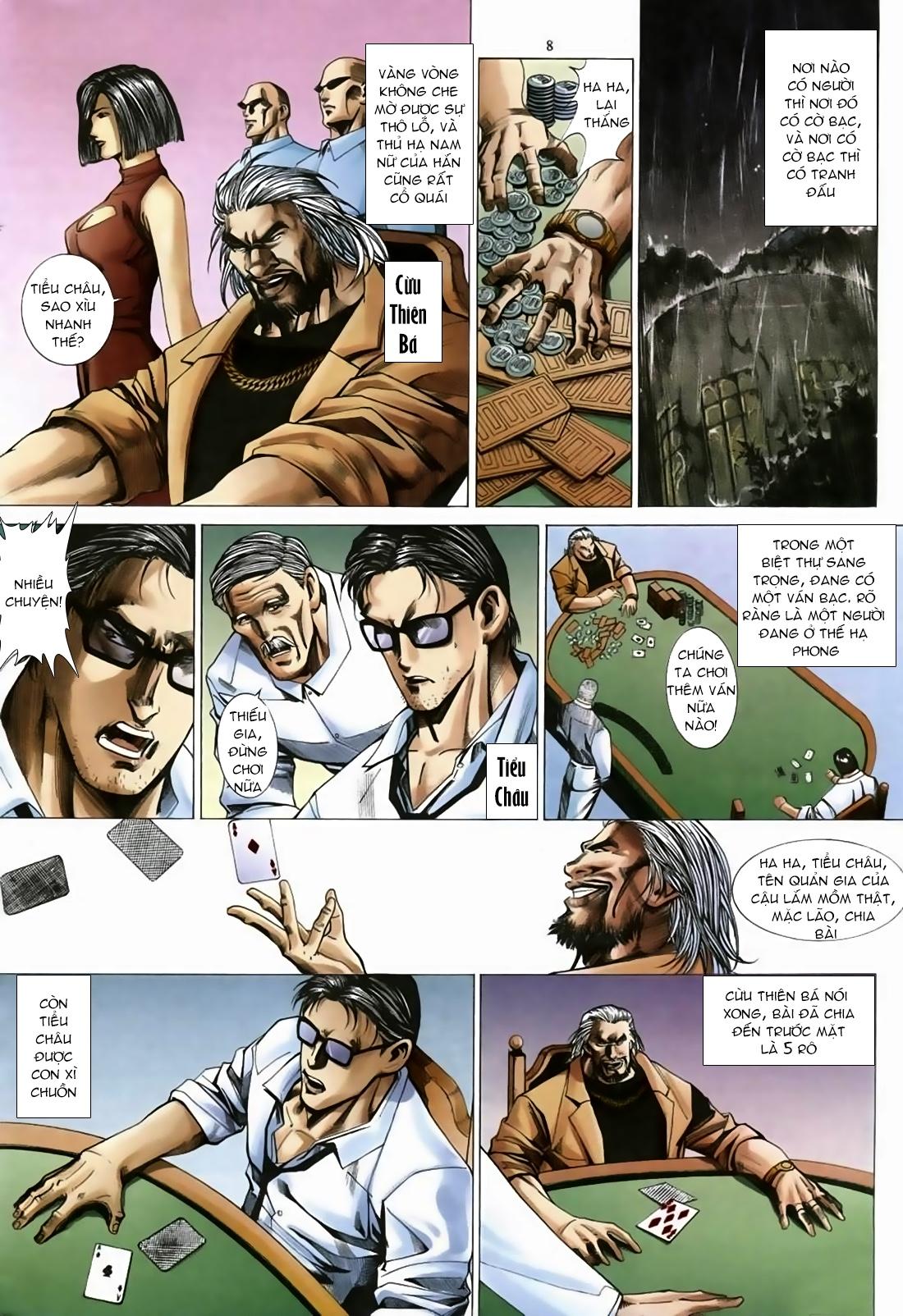 Đổ Hiệp Truyền Kỳ chap 1 - Trang 7