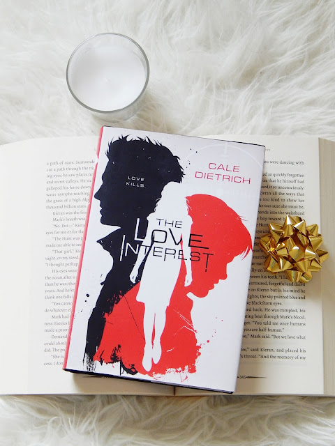 The Love Interest Book Review | sprinkledpages