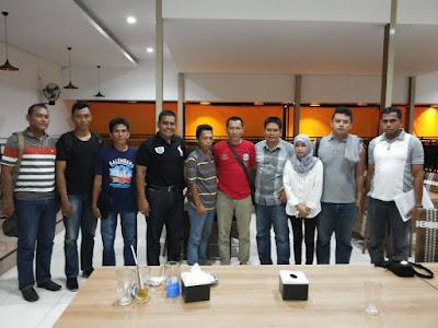 Pengurus FAJI Lampung