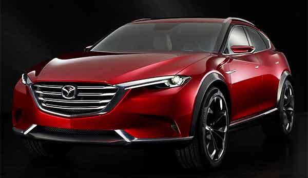 Bocoran Mazda CX-4 di Beijing Auto Show 2016