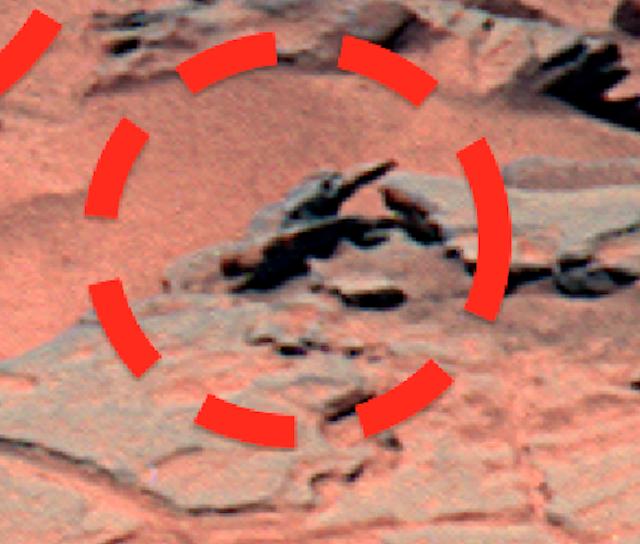 UFO SIGHTINGS DAILY: New Photo Found Revealing Same Woman