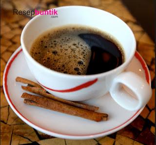 Resep Minuman Cinnamon Coffee, Minuman Hangat Yang Cocok Buat Musim Penghujan, cinnamon coffee, minuman penghangat badan saat hujan