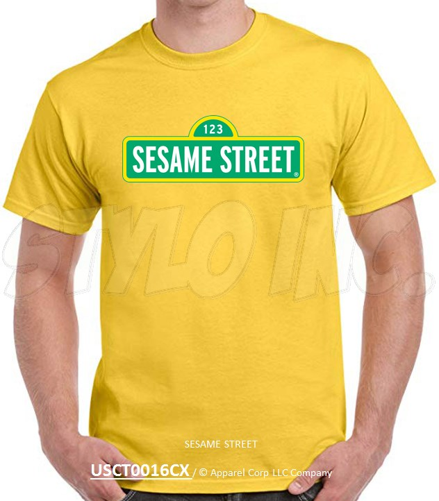 USCT0016CX SESAME STREET