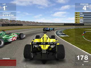 Free Download Formula One 04 PS2 ISO For PC ZGASPC