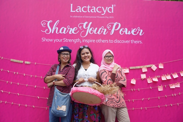 Lactacyd #ShareYourPower