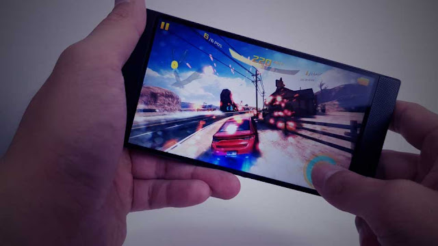 Razer's phone for computer games.