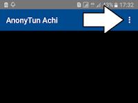 Cara Menggunakan Aplikasi AnonyTun Internet Gratis Terbaru