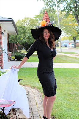 Sexy Witch Hat, Halloween, Halloween Costumes, sexy costumes, for women, witch, witch costume, costume, halloween, DIY