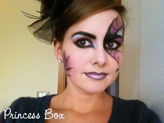 Ben noto princessbox: Make-up Halloween 2012 XB58