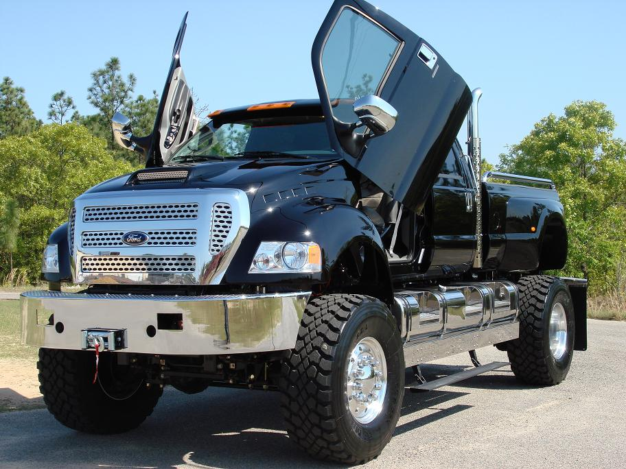 expo autos ford f 650. Black Bedroom Furniture Sets. Home Design Ideas