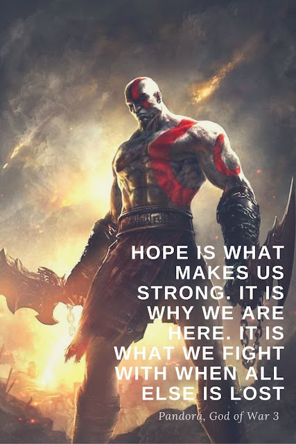 God of War: Best Quotes OF Game 2018