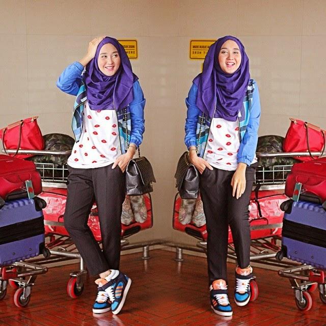 Trend Desain Baju Muslim Wanita Gaul dan Keren