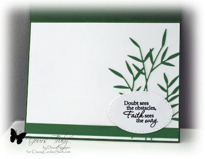 Diana Nguyen, Memory Box, Bamboo, Faith, Sweet 'n Sassy Stamps