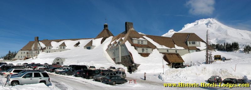 Located On Mount Hood Government Camp Oregon Usa