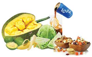 Pantangan Sakit Maag - Makanan yang Dianjurkan, Dibatasi, dan Dihindari