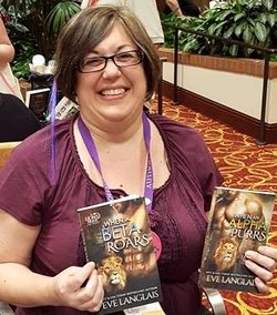 Author Eve Langlais