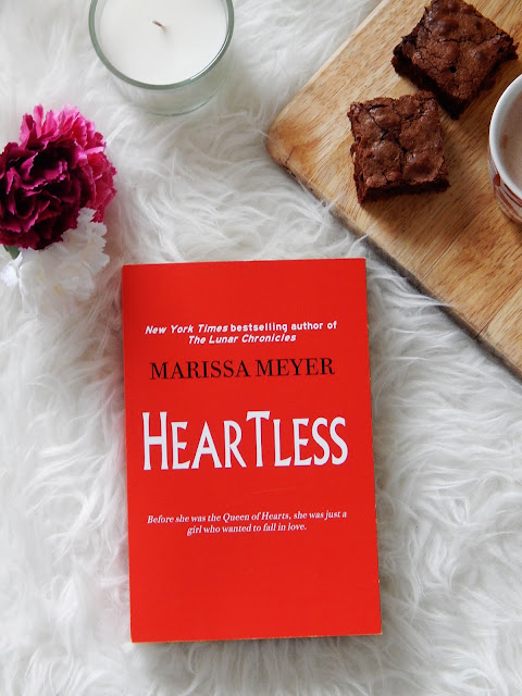 Heartless Spoiler Free Book Review | sprinkledpages