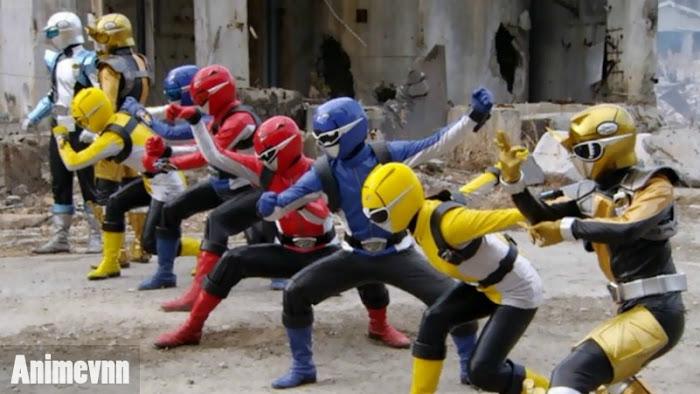 Ảnh trong phim Tokumei Sentai Go-Busters the Movie 1