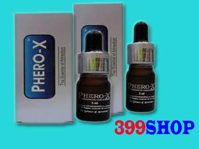 PHERO-X PERANGSANG PARFUM AJAIB