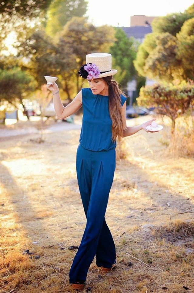 chistera invitada boda perfecta blog a todo confetti fiesta vestido