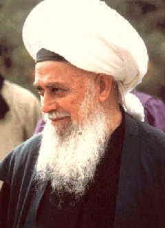 Mawlana Shaykh Nazim (Mestre Sufi da Ordem Naqshbandi)