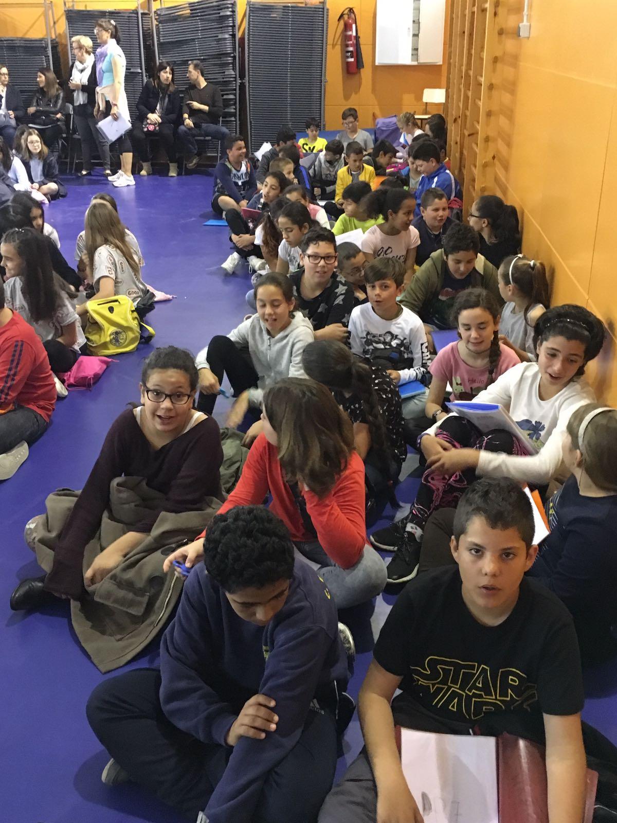 Escola sant bernat calb reus fem coral - Pavello olimpic reus ...