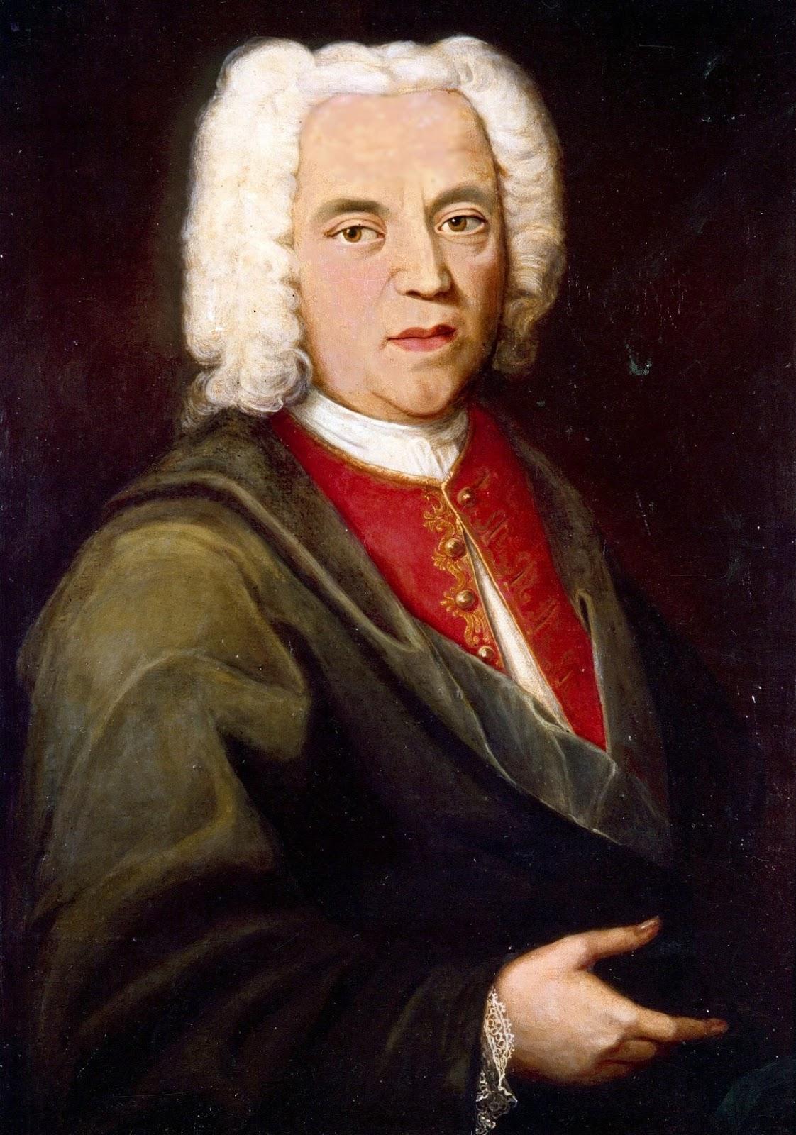 Johann Maria Farina Perfumier Italy On This Day