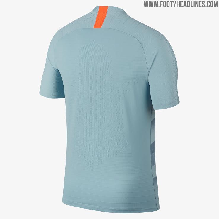 buy popular 21761 57bab Nike Chelsea 18-19 Third Kit Released - Footy Headlines