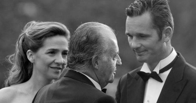 El rey Juan Carlos ofreció 2 millones de euros por no juzgar a su hija