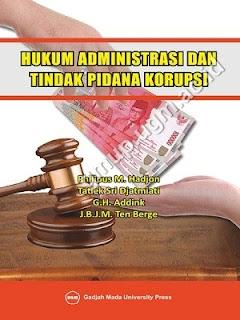Hukum Administrasi Dan Tindak Pidana Korupsi