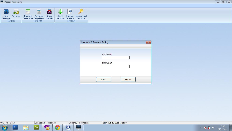 Download Software Gratis Penjualan Pulsa