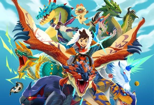 Monster Hunter Stories Ride On