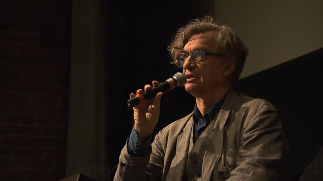 CHINO KINO: Wim Wenders begins filming Every Thing Will Be Fine in