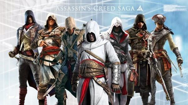 7eac80ad780e Tout simplement une trame icroyable qui vous plonge dans la lutte séculaire  existant entre un groupe d Assassins et les Templiers. Vous incarnez  d abord le ...