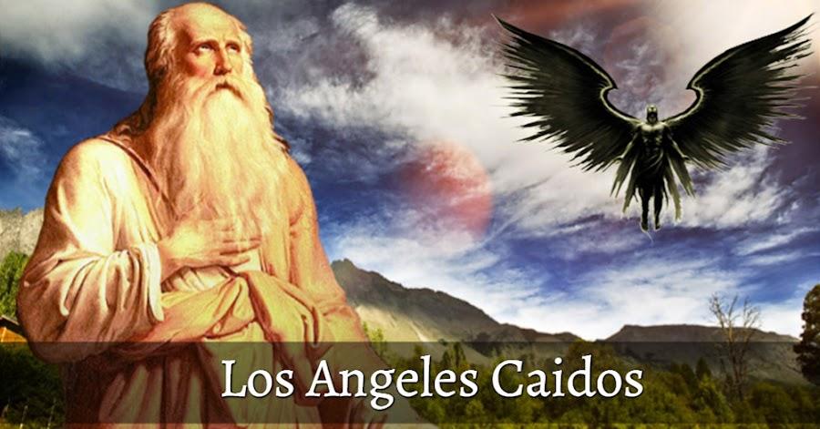 Los Angeles Caidos Libro