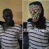 Notorious masked robber 'Killer' nabbed in Ghana (Photos)