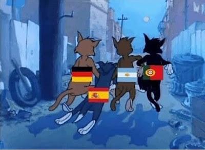11 Meme 'Spanyol Pulang Kampung' Ini Ngeselin Banget Kocaknya