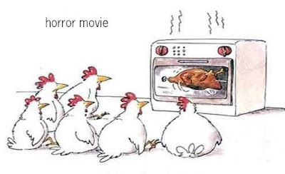 Horror funny chicken movie picture