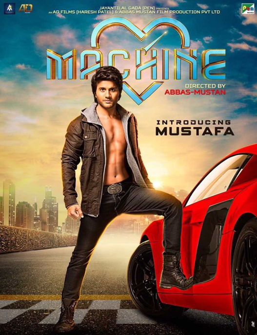 Machine 2017 Hindi 720p HDTV 900mb x264