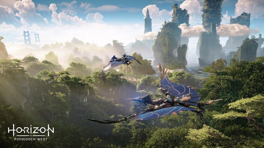 Horizon Forbidden West, PS5, 4K, #5.2031