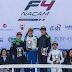 Jak Crawford  de Martiga gana a carrera 2 en Puebla
