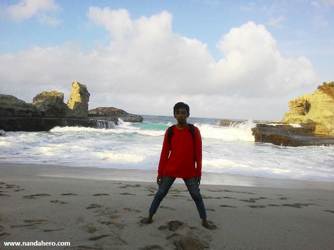 klayar beach kabupaten pacitan jawa timur