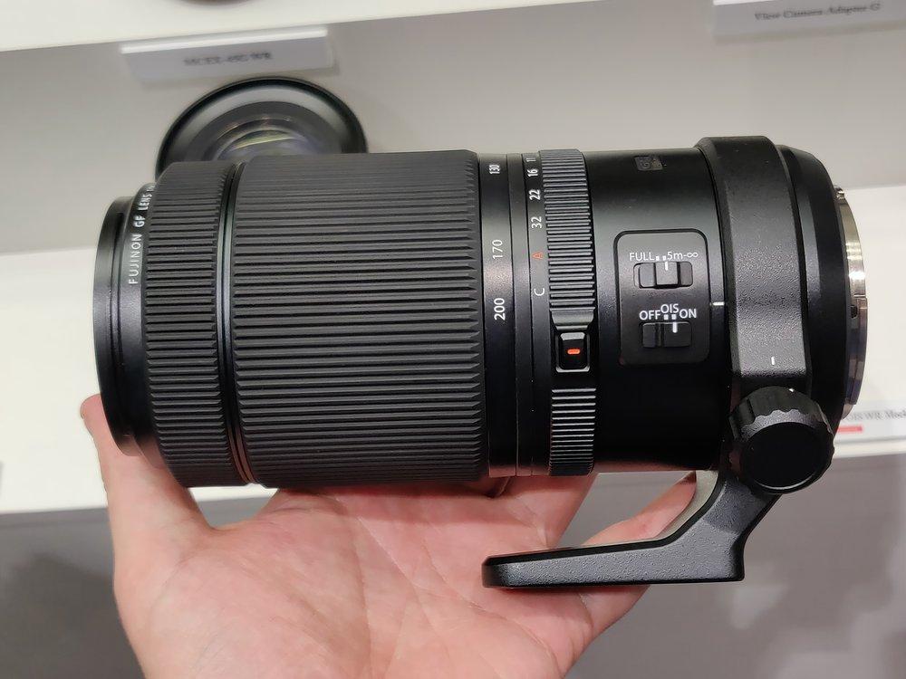 Объектив GF 100-200mm f/5.6