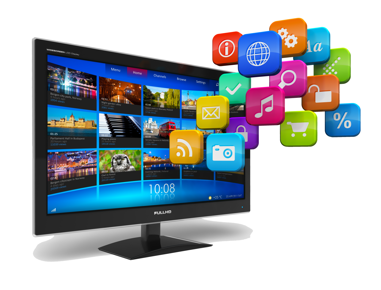 HOW TO INSTALL APPS IN YOUR SMART TV - Talk Sync