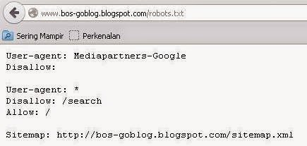 tips seo on page untuk blogspot