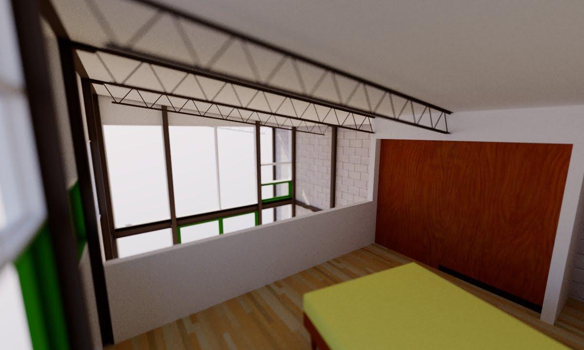 Modern house plans by gregory la vardera architect 0357 for Case loft