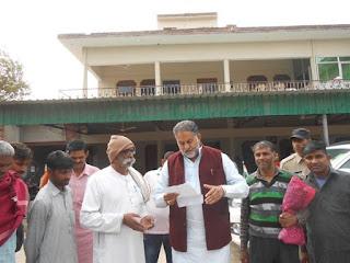 बीजेपी प्रदेश सरकार का समूचे हरियाणा के विकास पर विशेष फोकस-रामबिलास