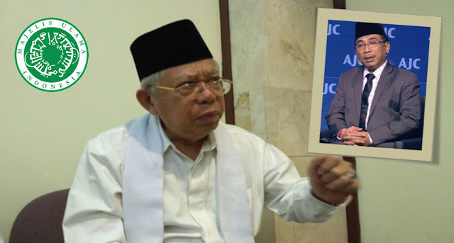 MUI Yahya Cholil Staquf
